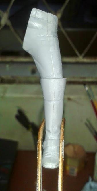 Trumpeter 1st Westphalian Cuirassiers Regiment 1813 MiniArt 1/16 2014-07-04+17.23.32
