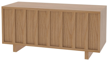 Matching Furniture Piece: Aurora Cedar Chest in Medium Oak