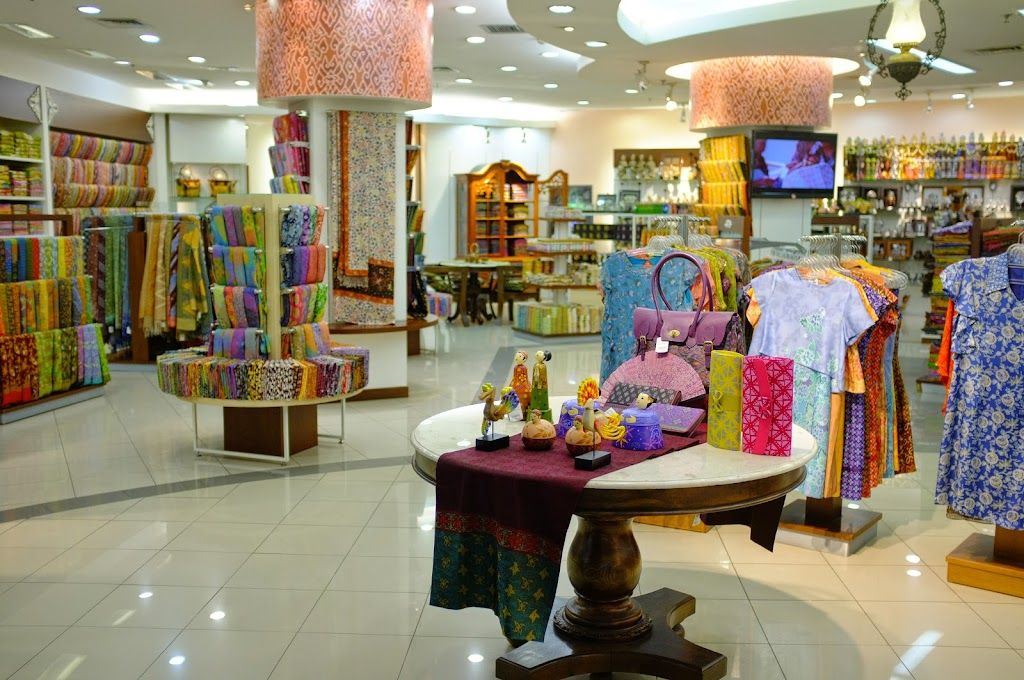 clothing and other accesories made with batik