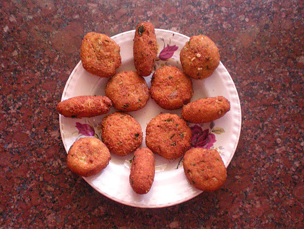 SenaiKizhangu Vadai(Yam Vadai)Recipe