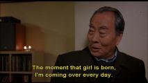 Hwei Lan's father.