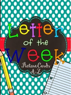 http://www.teacherspayteachers.com/Product/Letter-of-the-Week-A-to-Z-PictureWord-Cards-842404