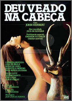 Download - Deu Veado Na Cabeça - DVDRip AVI Nacional (Sem Cortes)