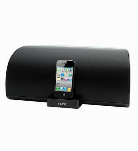 Nyne Nh5000 Home Audio Series Iphone Ipad Ipod Docking Touch