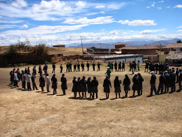 Jornada Escolar en Bellavista