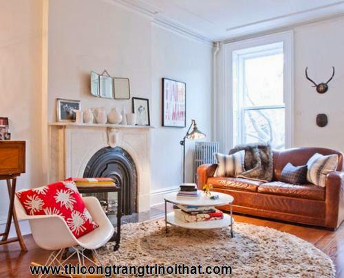 Sắm sofa da rộn ràng đón Tết - <strong><em>Thi công nội thất gỗ</em></strong>-10