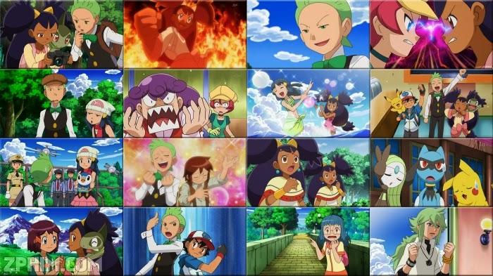 Ảnh trong phim Bảo Bối Thần Kỳ 16 - Pokemon Season 16 4