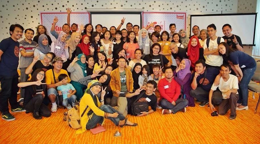 Peserta #KumpulBlogger 2014
