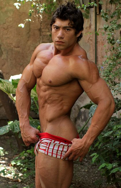 Chad Harley - Three Cheers For Chad, MuscleHunks