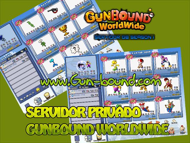 hack gunbound wc: