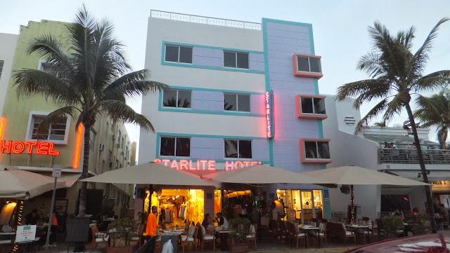 Starlite Hotel, Distrito Art Déco, Miami, Elisa N, Blog de Viajes