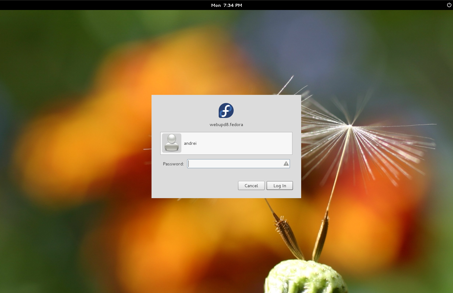 How To Change GNOME 3 Login Screen (GDM3) Background / Theme [Quick