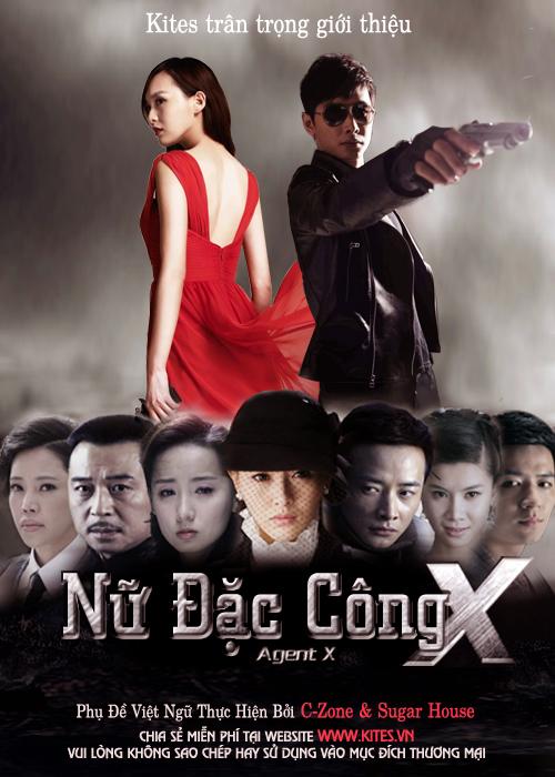 Phim Nữ Đặc Công X - Agent X