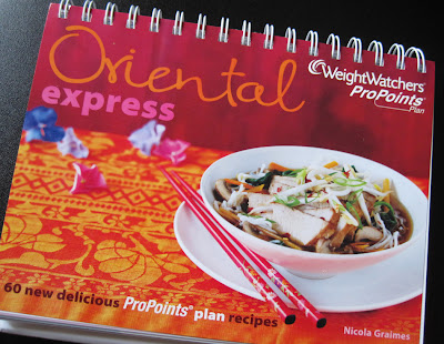 Weight Watchers Oriental Express Book