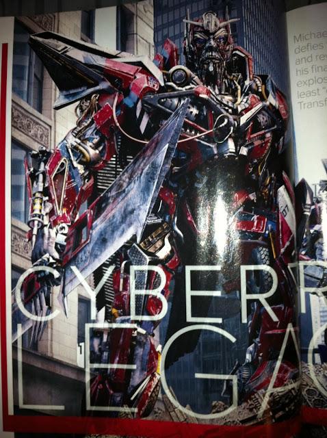 transformers 3 empire prime 4 - Sentinel Prime en Transformers 3