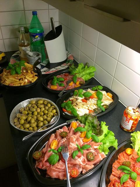 25 års fest mat Smullans smaker: 30 års fest! 25 års fest mat