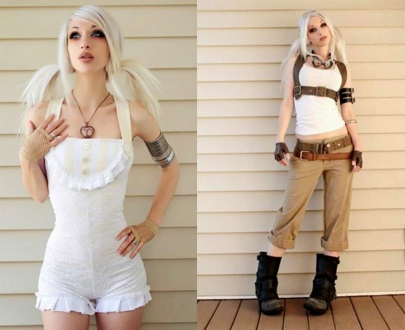 Sexy Steampunk Girl 25