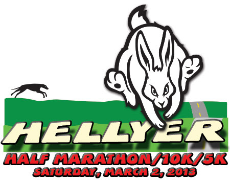brazen racing hellyer half / 10K / 5K