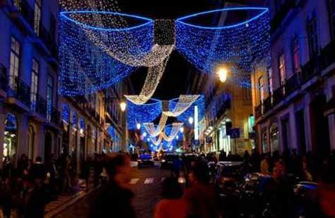Lisboa en Navidad 2