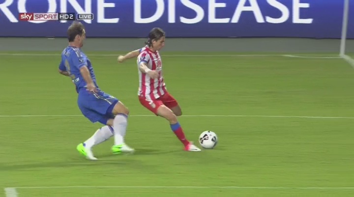 Chelsea - Atletico Madrid