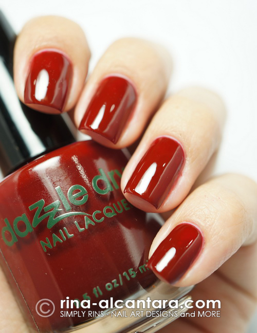 Dazzle Dry Fast Track Cherry