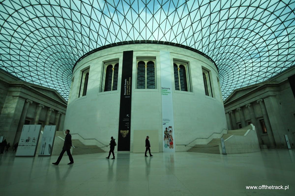 British Museum Londyn