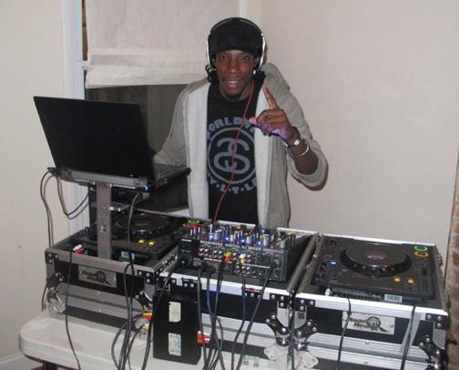 Spyda the DJ