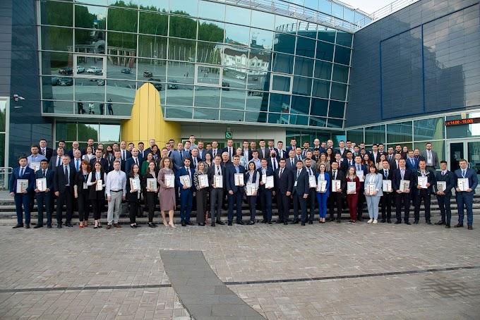 В Югре завершилась конференция молодых специалистов, работающих в сфере недропользования