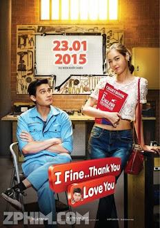 Nữ Gia Sư - I Fine Thank You Love You (2014) Poster