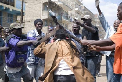 kenyan mafia 10 Kumpulan Gengster Paling Berbahaya