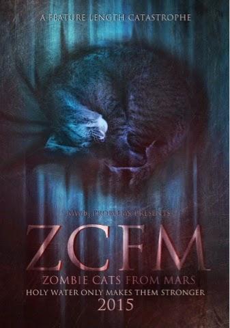 مشاهدة فيلم Zombie Cats from Mars مترجم