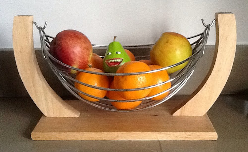 Annoying Orange - Pear Collectable