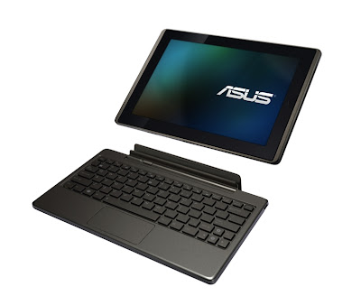 ASUS Eee Pad Transformer Hybrid Tablet images