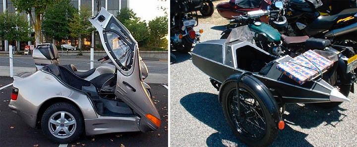 Dark Roasted Blend: Unique Sidecars Showcase