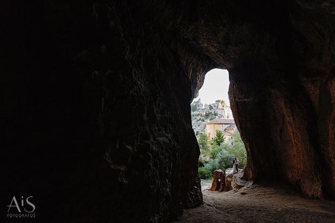 Postboda en Cañon del rio Lobos, Soria