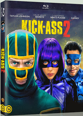 Filme Poster Kick-Ass 2 BDRip XviD Dual Audio & RMVB Dublado
