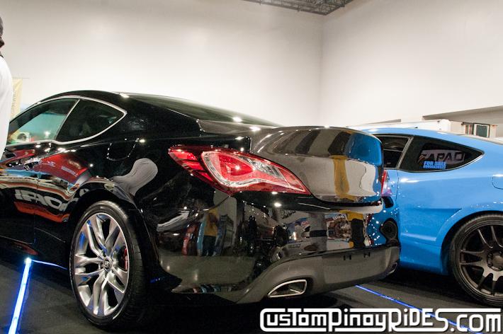 Hyundai Genesis Coupe Body Kit Designs by Atoy Customs 2012 Manila Auto Salon Custom Pinoy Rides pic31
