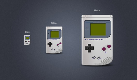 Game Boy ícone