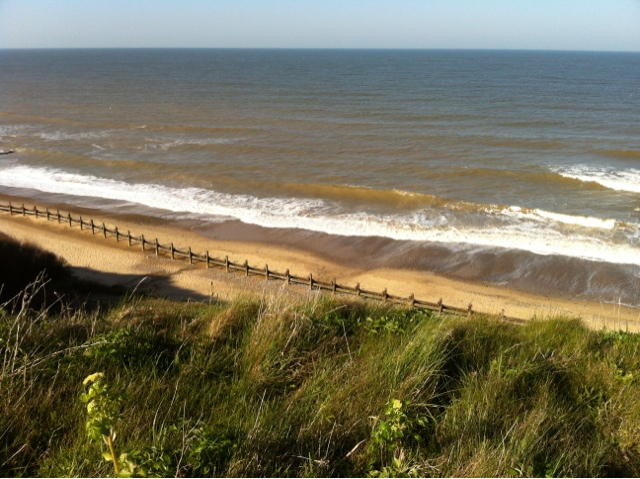 Cromer to Overstrand Clifftop Walk