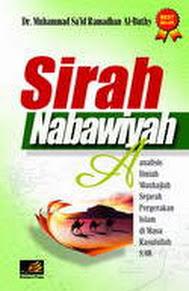 beli buku sirah nabawiyah al buty rumah buku iqro best seller bentang pustaka