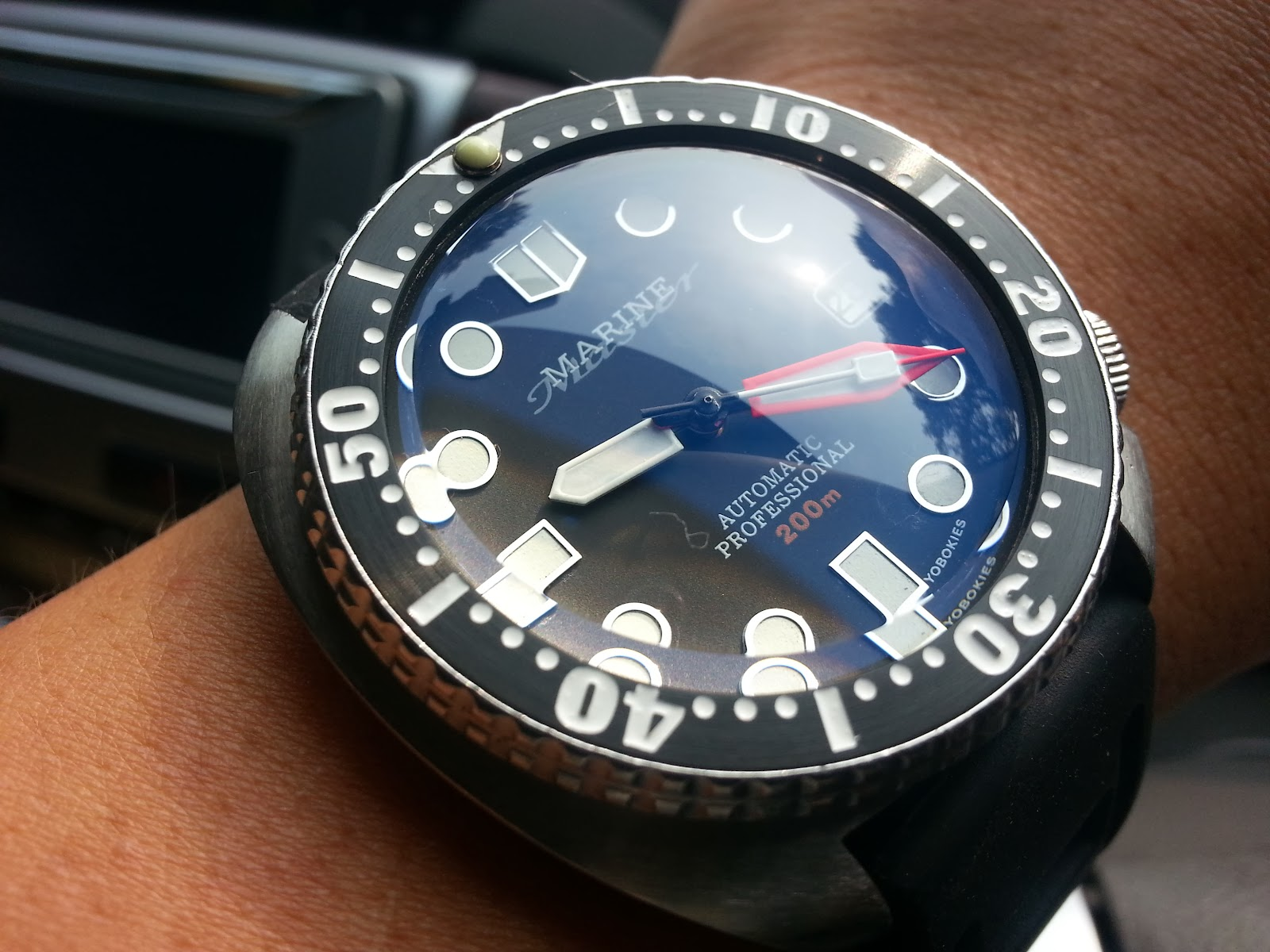 All About SEIKO Divers Part II