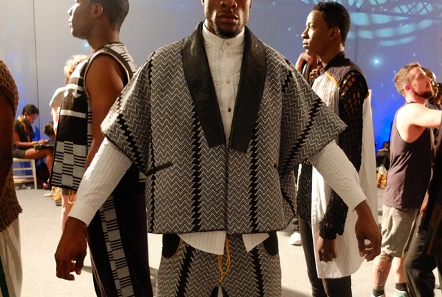 Nigerian Designer Buki Akib [men's fashion]