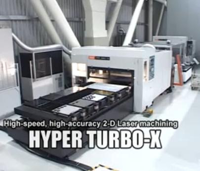 Mazak Hyper Turbo X