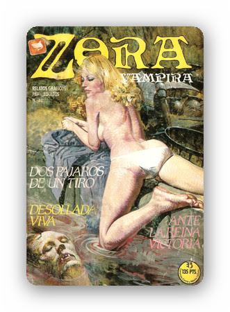 Zora La Vampira [18][C�mic][Espa�ol]