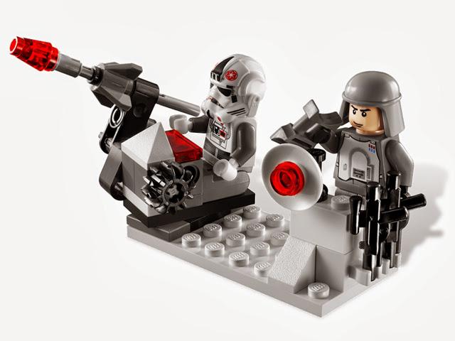 8084 レゴ スター・ウォーズ スノートルーパー バトル・パック