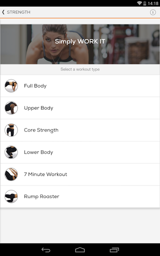 Sworkit Pro Personal Trainer for Android