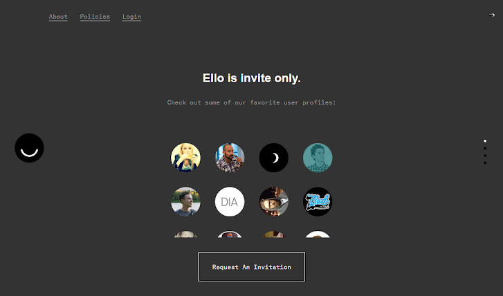 Ello: Media Sosial Bebas Iklan dan Menjaga Privasi