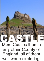 Castles, Your Northumberland Guide