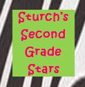 Sturch's Second Grade Stars