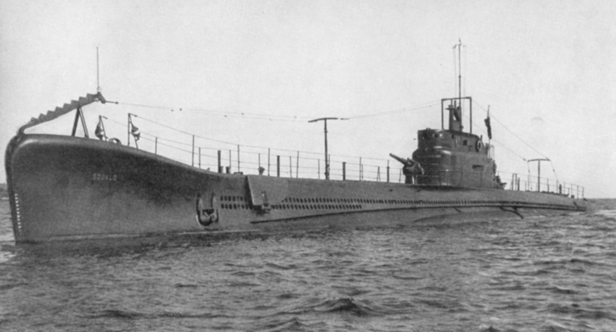 les sous marins italiens,sa existe en maquette? -009